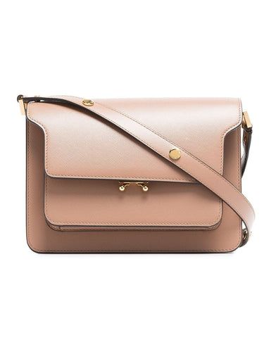MARNI Pocket detail shoulder bag