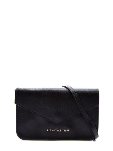 LANCASTER PARIS Saffiano Signature clutch bag
