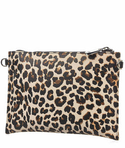 GUM medium size numbers clutch bag