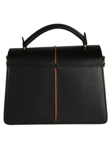 MARNI small contrast trim handbag