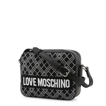 Load image into Gallery viewer, Love Moschino - knit logo camera bag
