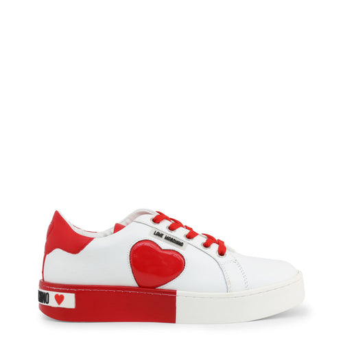 Love Moschino Cassetta 35 low-top sneakers