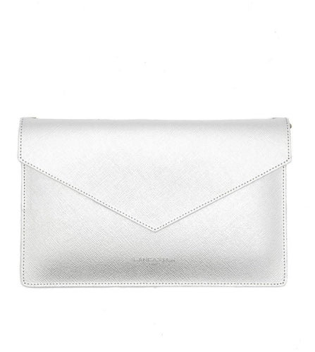 LANCASTER PARIS City Americanino clutch wuth flap