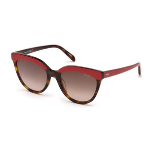 Emilio Pucci Two tone cat eye sunglasses