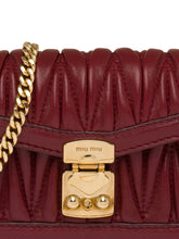 Load image into Gallery viewer, MIU MIU mini Matelasse crossbody bag