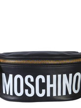 Load image into Gallery viewer, MOSCHINO statement logo belt bag