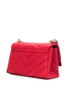 MICHAEL KORS Cece quilted-effect shoulder bag