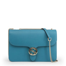 Load image into Gallery viewer, Gucci GG logo plaque crossbody bag