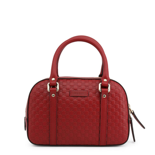 Gucci - small Guccissima handbag