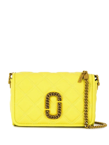 MARC JACOBS The Status crossbody bag