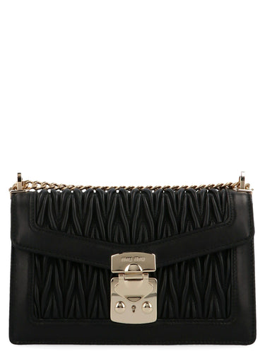 MIU MIU Confidential Matalesse crossbody bag