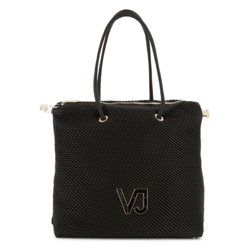 Versace Jeans logo shopping tote