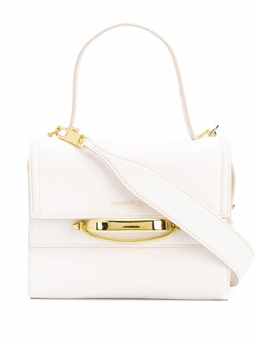 ALEXANDER MCQUEEN The Story top handle bag
