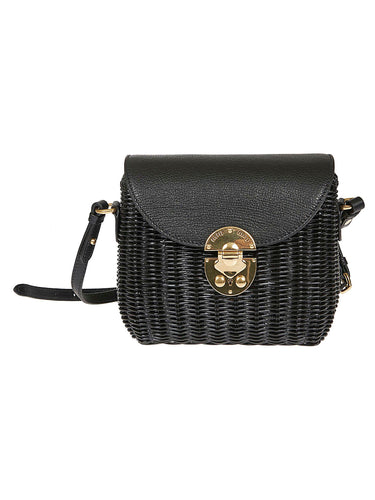 MIU MIU plaque clasp crossbody bag