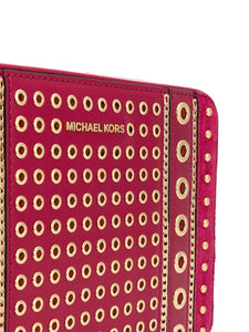 MICHAEL KORS chain detail camera bag