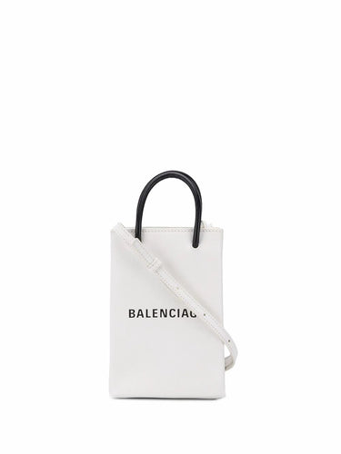 BALENCIAGA shopping phone handbag