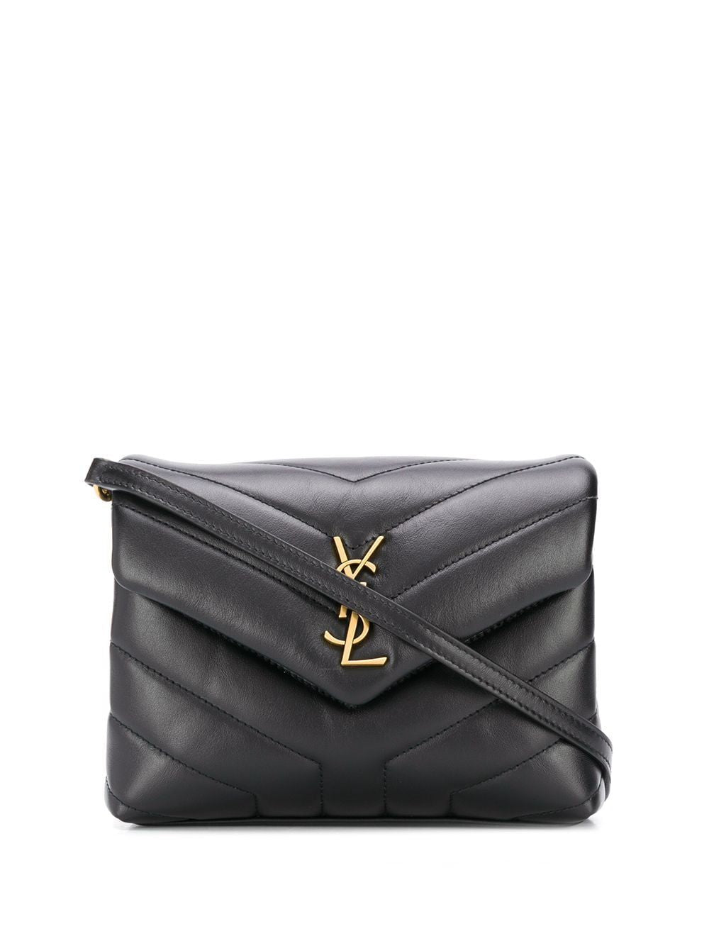 SAINT LAURENT mini Loulou crossbody bag