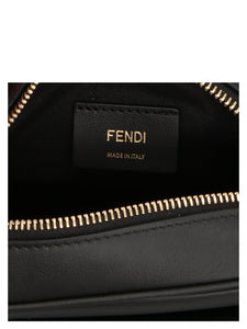 FENDI logo plaque camera bag