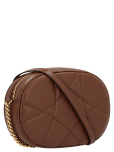 DOLCE & GABBANA Devotion quilted camera bag
