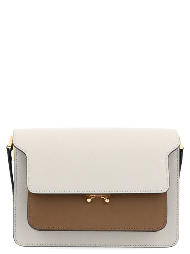 MARNI medium trunk shoulder bag.