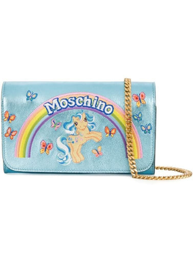 MOSCHINO Unicorn wallet on chain