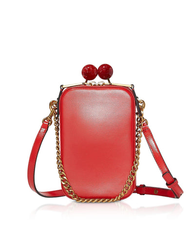 MARC JACOBS The Vanity mini crossbody bag