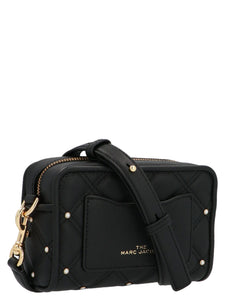 MARC JACOBS The Quilted Softshot crossbody bag