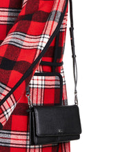 Load image into Gallery viewer, MICHAEL KORS logo wallet with shoulder strap