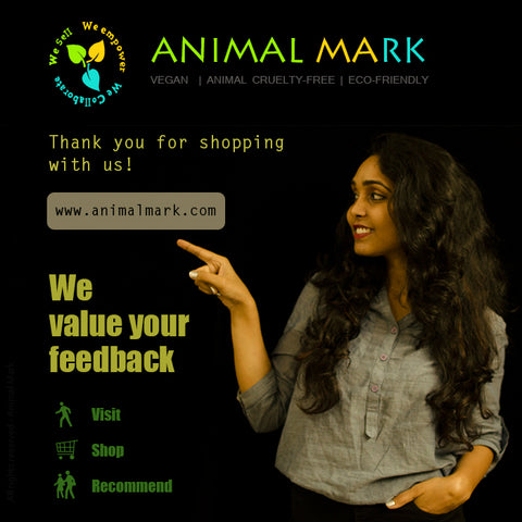 animal mark customer feedback