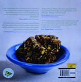 Book - Guilt-Free Vegan Cook Book by Nandini Gulte and Mala Barua - Roli Books - Back Cover