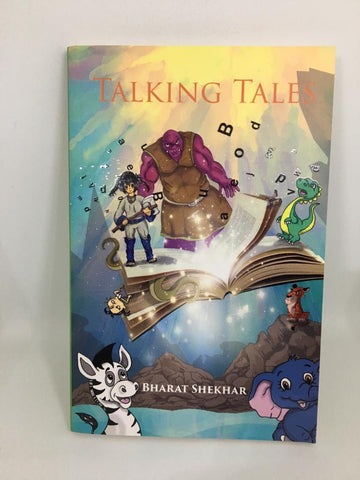 TALKING TALES BY BHARAT SHEKHAR