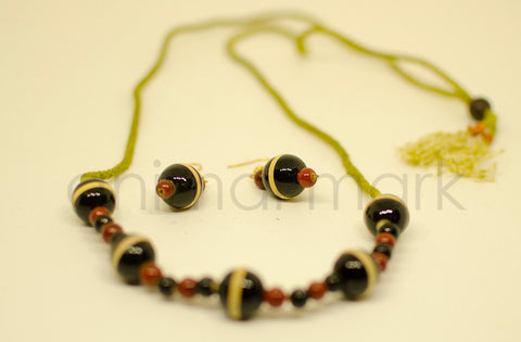 Traditional Toys - Necklace Set - Round Shape