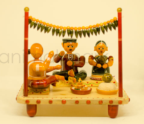 Traditional Toy - Marriage