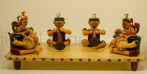 Traditional Toys- Sannai Band- Marriage Set
