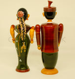 Traditional Toys - Bride and Bridegroom - Marriage