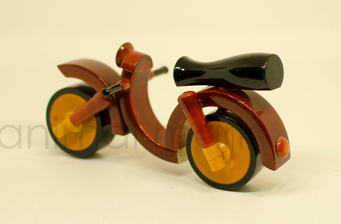 Traditional Toys - Bike - Playing Decor