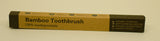 Biodegradable Premium Bamboo Binchotan Charcoal Bristles Toothbrush In Medium