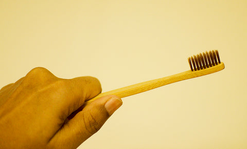 Bamboo - Biodegradable Toothbrush