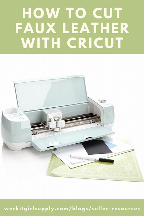 Cutting Faux Leather - Cricut Explore Air 2