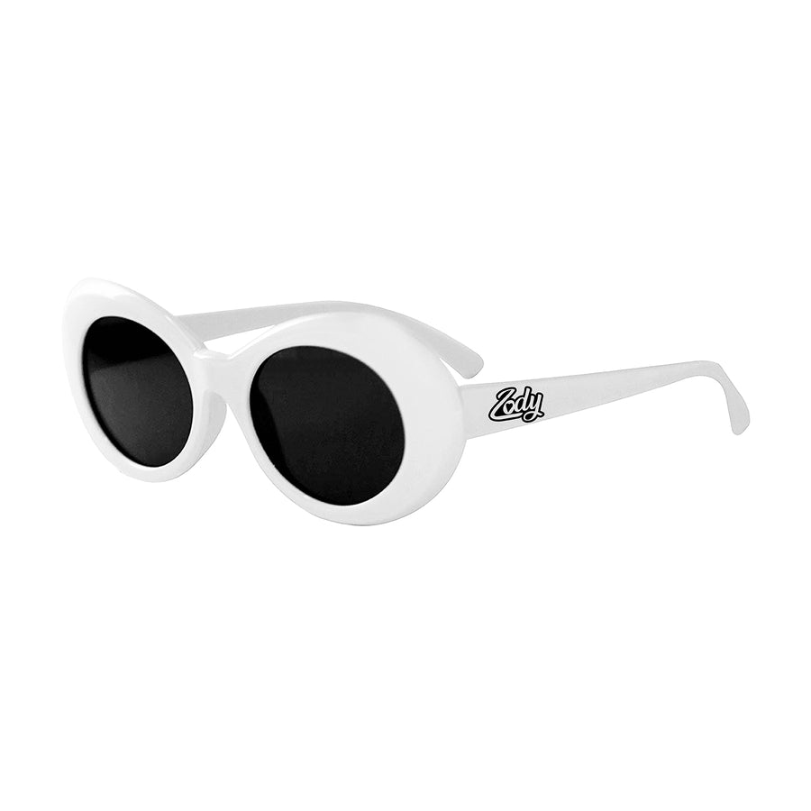 Logo White Clout Goggles