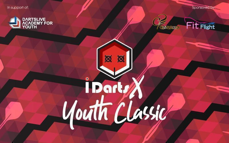 i Darts X Youth Classic
