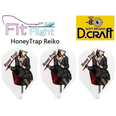 D.Craft Fit Flight Honey Trap Reiko