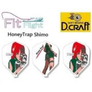 D.Craft Fit Flight Honey Trap Shimo