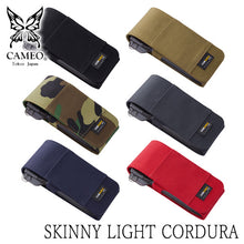Load image into Gallery viewer, Cameo Skinny Light Cordura