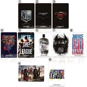 DARTSLIVE Justice League Design Card