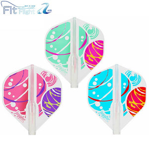Fit Flight Air Juggler Queen Colorful Marble