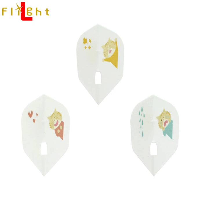 D.Craft Flight - L PRO Cat L3c Shape White