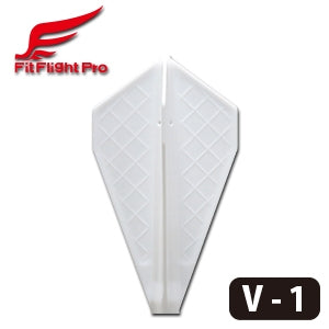 Fit Flight Pro V Series White