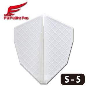 Fit Flight Pro S Series White