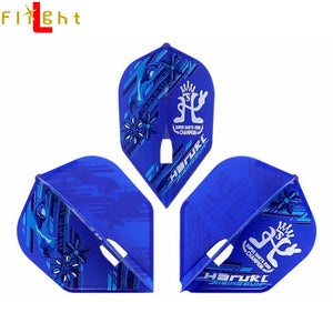 Flight-L HAL Super Darts 2018 Champ L3c Shape Navy Blue